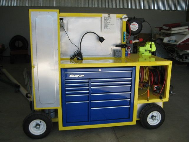 Homemade Tool Cart Bing Images